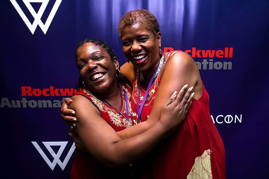 Happy Wakandacon attendees