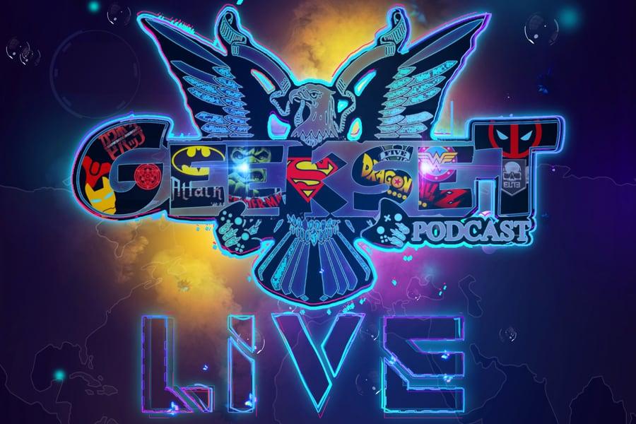 Geekset Live